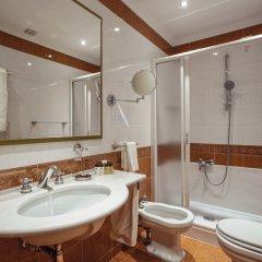 Отель Quisisana Terme Италия, Абано-Терме - отзывы, цены и фото номеров - забронировать отель Quisisana Terme онлайн ванная фото 2