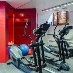 Hotel Gault фитнесс-зал
