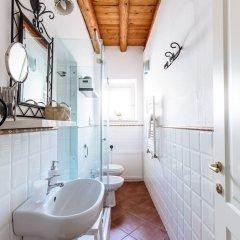 Отель Casina Palleschi Италия, Палермо - отзывы, цены и фото номеров - забронировать отель Casina Palleschi онлайн ванная