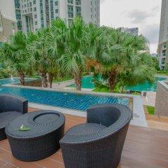 Отель Sunday @ Belle Grand Rama 9 Бангкок бассейн