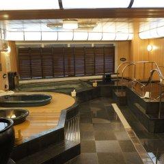 Отель Executive Spa & Capsule WELLBE Fukuoka - Caters to Men Хаката бассейн