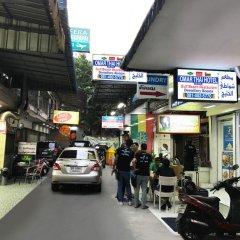 Omarthai Hotel - Hostel Бангкок городской автобус