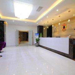 Super 8 Hotel Guangzhou Huang Shi Xi Lu интерьер отеля