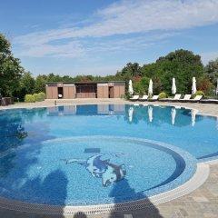 Отель Prestige Hotel Болгария, Свиштов - отзывы, цены и фото номеров - забронировать отель Prestige Hotel онлайн бассейн фото 2