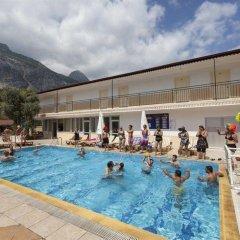 Matiate Hotel & Spa - All Inclusive бассейн