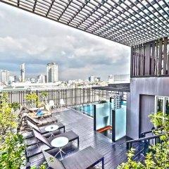 Отель H-Residence балкон