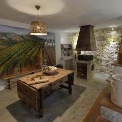 Отель Trulli Monte del Sale Альберобелло питание
