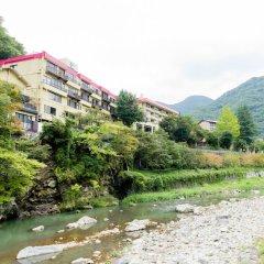 Отель Inn Withholding Ranryo Никко приотельная территория