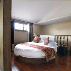 Отель Xiamen Feisu Gulangyu Yangjiayuan Hotel Китай, Сямынь - отзывы, цены и фото номеров - забронировать отель Xiamen Feisu Gulangyu Yangjiayuan Hotel онлайн комната для гостей фото 5