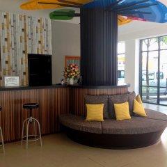 Отель Palm Guesthouse интерьер отеля