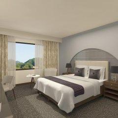 Гостиница Kamaliya Hotel Казахстан, Нур-Султан - отзывы, цены и фото номеров - забронировать гостиницу Kamaliya Hotel онлайн комната для гостей фото 3