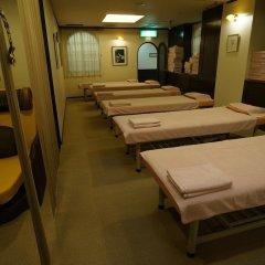 Отель Executive Spa & Capsule WELLBE Fukuoka - Caters to Men Хаката спа