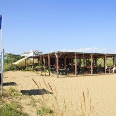 Diamond Sea Hotel Турция, Сиде - отзывы, цены и фото номеров - забронировать отель Diamond Sea Hotel онлайн пляж фото 2
