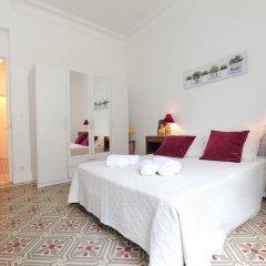 Отель Suite Asphodeles FiveStarsHolidayHouse комната для гостей