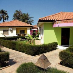 Djeliba Hotel in Kololi, Gambia from 201$, photos, reviews - zenhotels.com