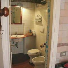 Отель Portico Италия, Рим - отзывы, цены и фото номеров - забронировать отель Portico онлайн ванная