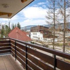 Отель Apartament Centrum Закопане балкон