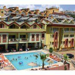 Sindy Apart Турция, Мармарис - отзывы, цены и фото номеров - забронировать отель Sindy Apart онлайн бассейн фото 6