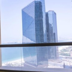 Апартаменты Dubai Beach Host Terrace Apartments комната для гостей