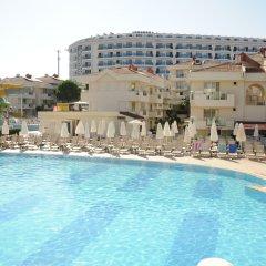 Отель Dream World Hill бассейн фото 3