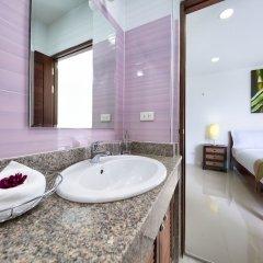 Отель Villa Jasmin Таиланд, Самуи - отзывы, цены и фото номеров - забронировать отель Villa Jasmin онлайн ванная фото 2