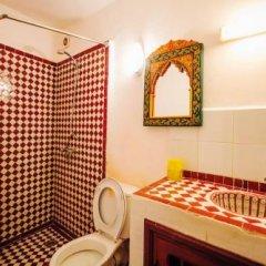 Отель Fez Dar Марокко, Фес - отзывы, цены и фото номеров - забронировать отель Fez Dar онлайн ванная