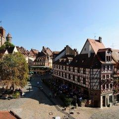 INVITE Hotel Nürnberg City балкон