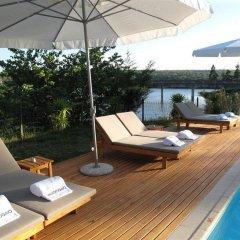 Отель Vale do Gaio Hotel Португалия, Алкасер-ду-Сал - отзывы, цены и фото номеров - забронировать отель Vale do Gaio Hotel онлайн бассейн фото 2