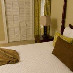 Отель Rose Hall Villas By Half Moon Ямайка, Монтего-Бей - отзывы, цены и фото номеров - забронировать отель Rose Hall Villas By Half Moon онлайн комната для гостей фото 5