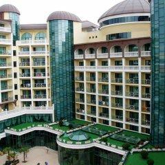 Отель Planeta Studio Болгария, Солнечный берег - отзывы, цены и фото номеров - забронировать отель Planeta Studio онлайн балкон
