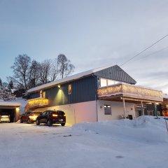 Отель Bjørn & Bibbi's Норвегия, Тромсе - отзывы, цены и фото номеров - забронировать отель Bjørn & Bibbi's онлайн парковка