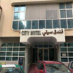 City Hotel парковка
