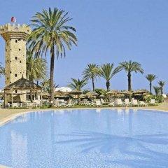 Отель Club Sunshine Rosa Rivage Монастир пляж фото 2