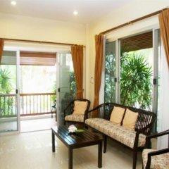 Отель Nongnooch Garden Resort комната для гостей фото 2
