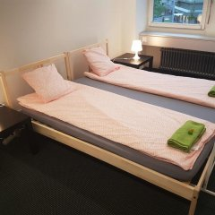 Hard Hostel Zürich комната для гостей