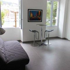Отель Okeanos Apartment Франция, Ницца - отзывы, цены и фото номеров - забронировать отель Okeanos Apartment онлайн комната для гостей фото 4