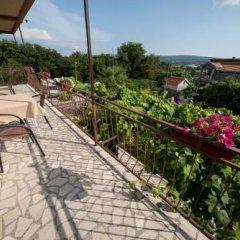 Отель Pavićević Черногория, Тиват - отзывы, цены и фото номеров - забронировать отель Pavićević онлайн балкон