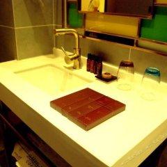 Отель James Joyce Coffetel Китай, Сиань - отзывы, цены и фото номеров - забронировать отель James Joyce Coffetel онлайн ванная