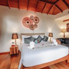 Отель Tango Luxe Beach Villa Samui Таиланд, Самуи - 1 отзыв об отеле, цены и фото номеров - забронировать отель Tango Luxe Beach Villa Samui онлайн комната для гостей фото 5