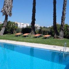Отель Interpass Clube Praia Vau бассейн