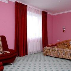 Griboff Hotel Бердянск комната для гостей фото 3