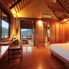 Отель Nuku Hiva Keikahanui Pearl Lodge ванная фото 2