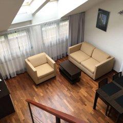 Апартаменты Every Day Apartments Prague комната для гостей