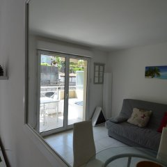Отель MyNice Mont Boron Франция, Ницца - отзывы, цены и фото номеров - забронировать отель MyNice Mont Boron онлайн комната для гостей фото 4