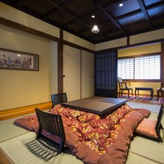 Отель Ryokan Miyama Sansou Минамиогуни комната для гостей фото 5