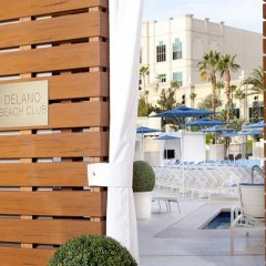 Отель Delano Las Vegas at Mandalay Bay сауна