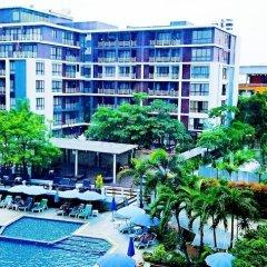 Centara Azure Hotel Pattaya балкон