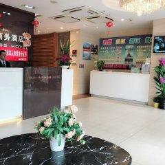 Отель Yuejia Business Hotel Китай, Шэньчжэнь - отзывы, цены и фото номеров - забронировать отель Yuejia Business Hotel онлайн интерьер отеля фото 2
