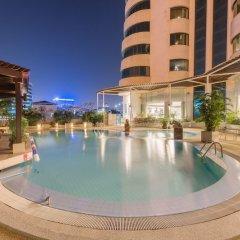 Отель A-One Motel Бангкок бассейн