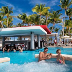 Отель Riu Palace Bavaro All Inclusive бассейн фото 2